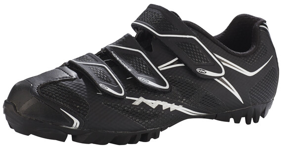 Northwave Touring 3S - Zapatillas - negro